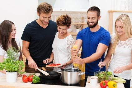 Un corso in quattro lezioni per imparare labc della cucina italiana