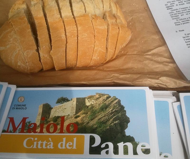 Il pane di Maiolo