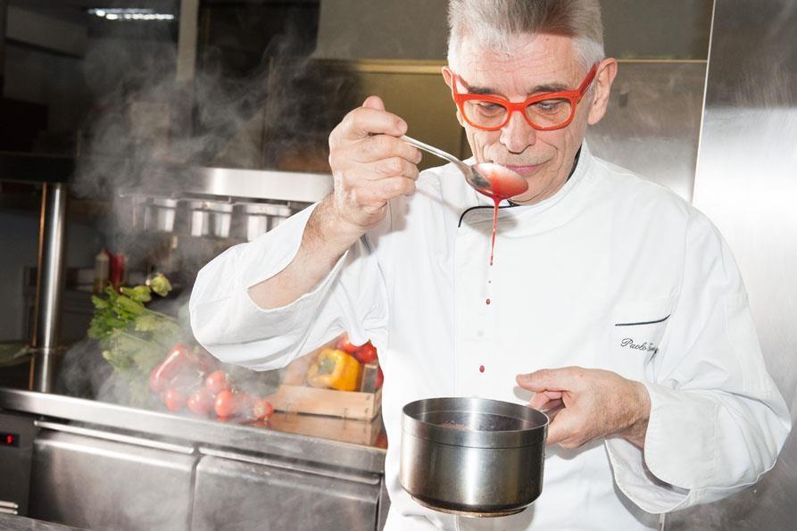 Chef Paolo Teverini