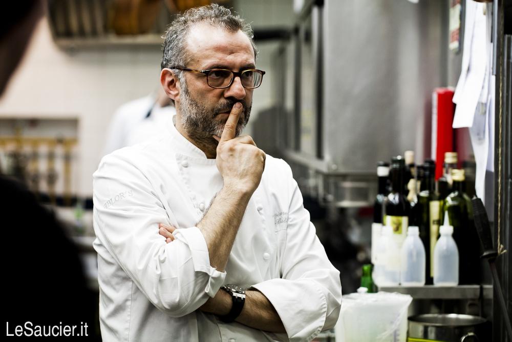 Massimo Bottura cuoco