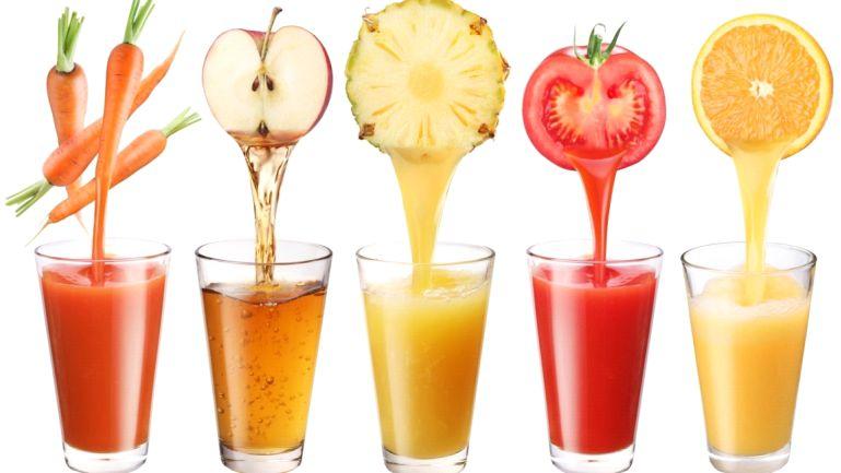 Centrifughe di frutta e verdura