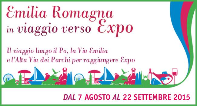 Emilia Romagna in viaggio verso Expo