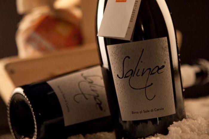 Salinae - Birra al sale di Cervia