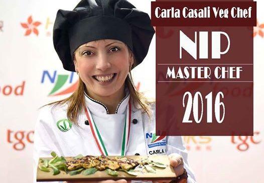 Carla Casali VegChef