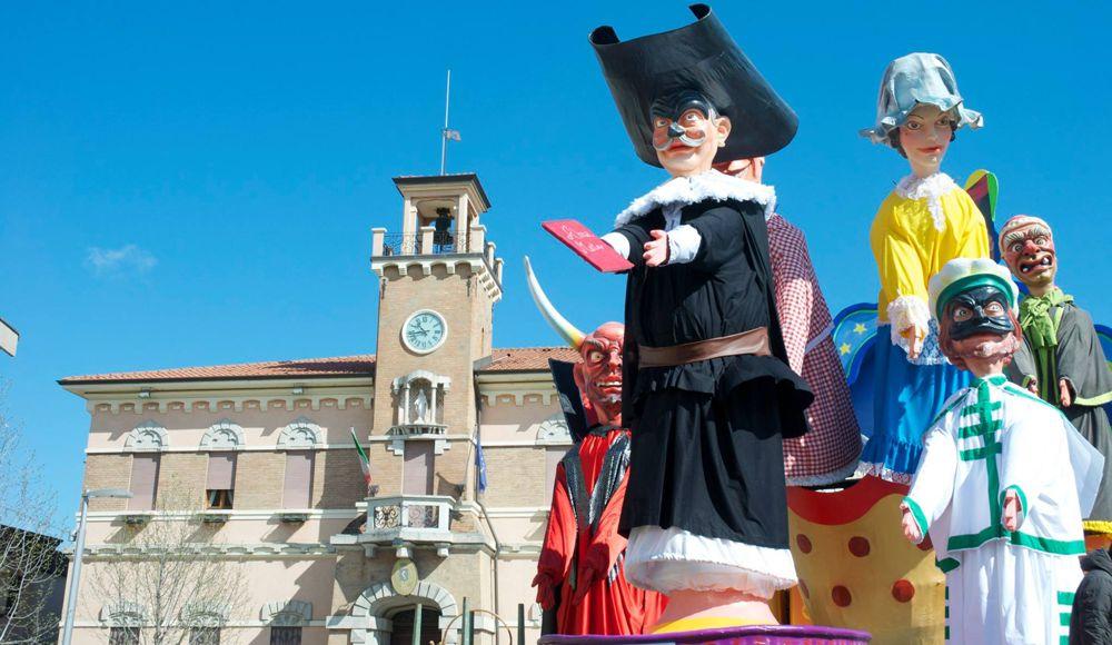 Carnevale in Romagna