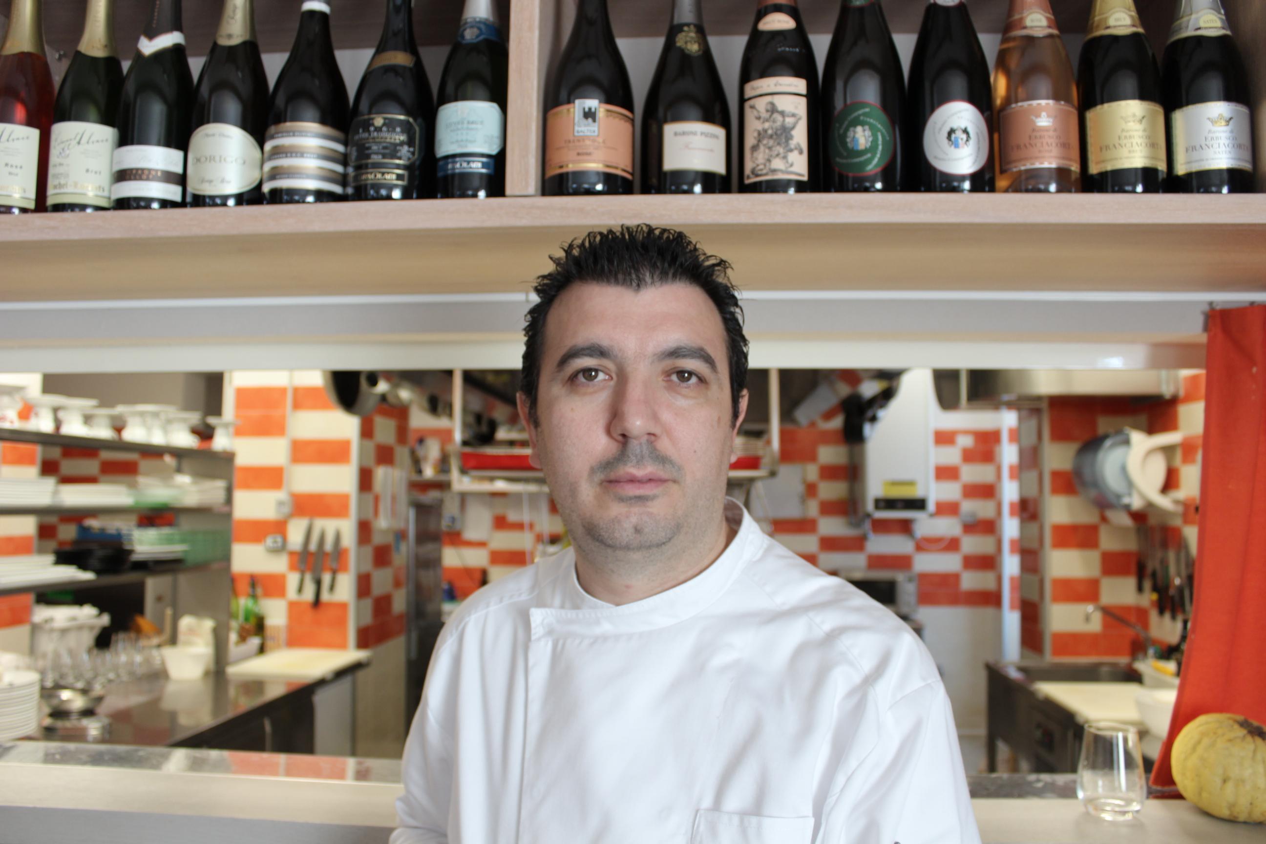 Valerio De Luca | Chef Convivio - Forlì