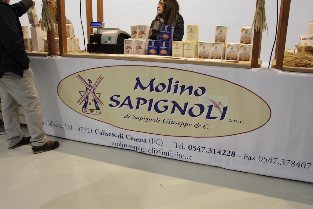 Molino Sapignoli | Calisese di Cesena