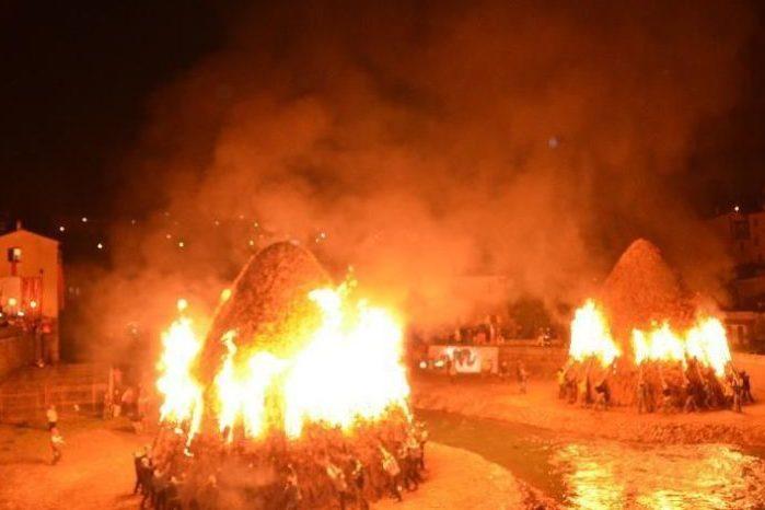 Festa del falò | Rocca San Casciano