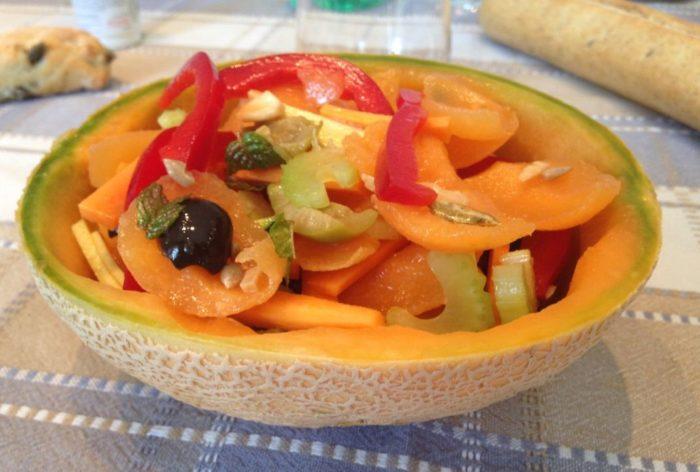 Macedonia di verdure