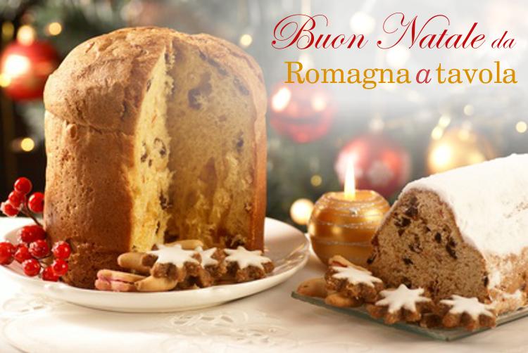 Auguri di Buona Natale   Romagna a Tavola News