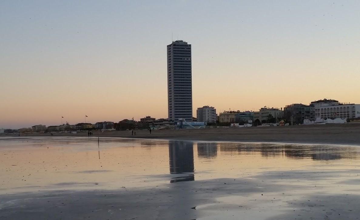 Cesenatico - Il mare d'inverno