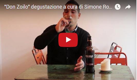 Il Sommelier professionita Simone Rosetti