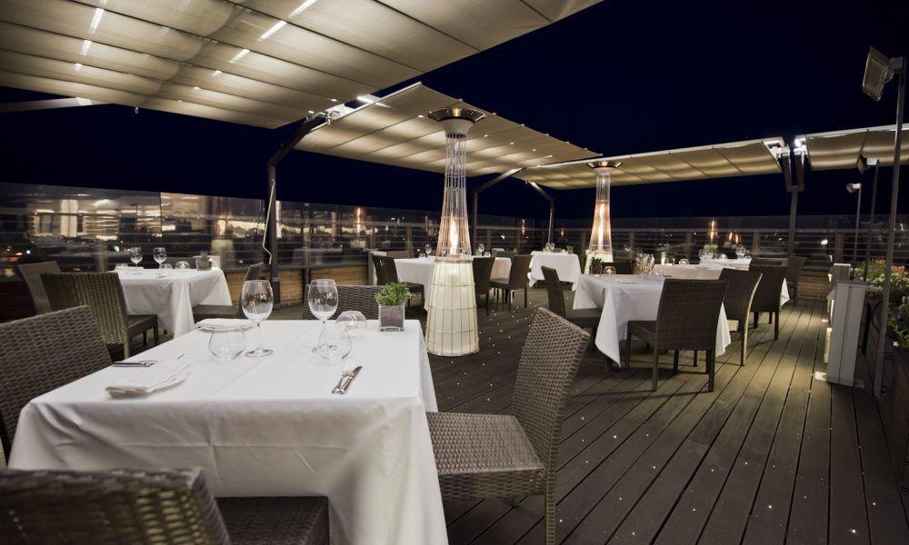 Quartopiano Suite Restaurant | Roof Garden