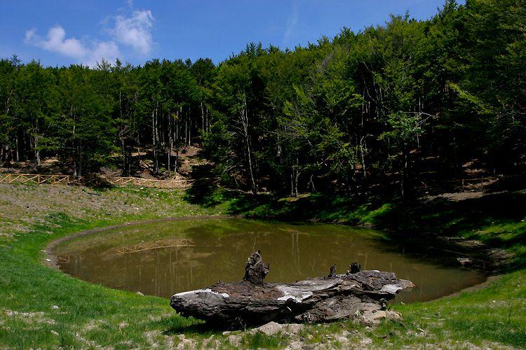 Lago degli Idoli - Monte Falterona