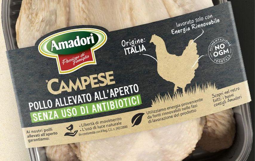 Pollo Campese Amadori