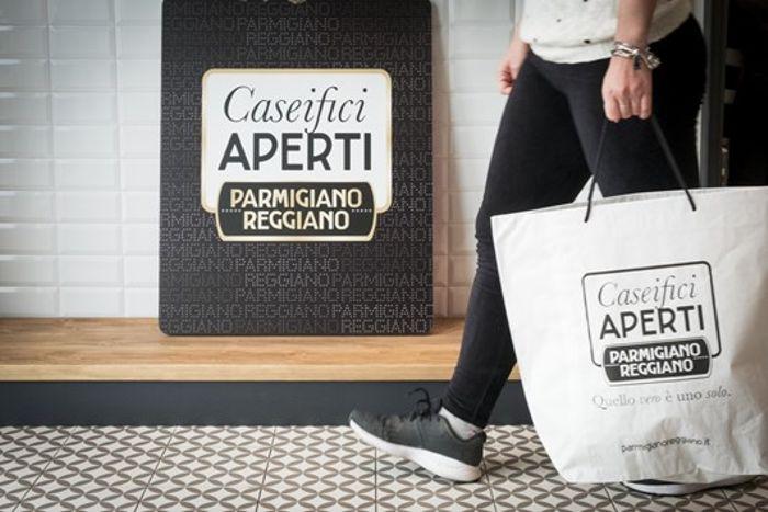 Ceseifici aperti - Parmigiano Reggiano