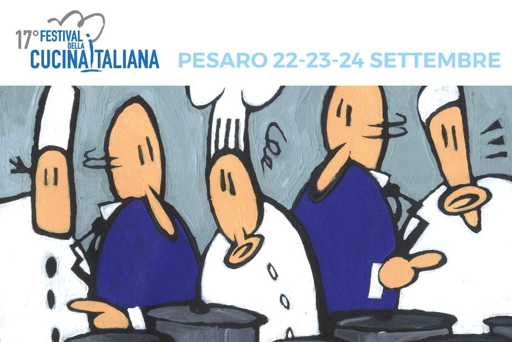 Festival della Cucina Italiana - Pesaro