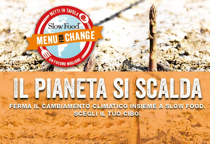Menu For Change | Slow Food