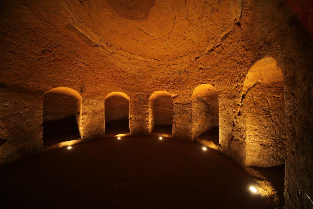 Santarcangelo sotterranea: gli ipogei