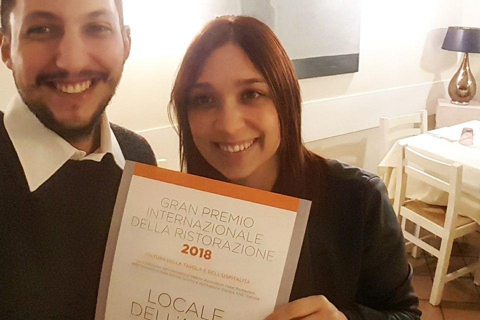 Ristorante Anna- Forlimpopoli | Locale dell'anno 2018