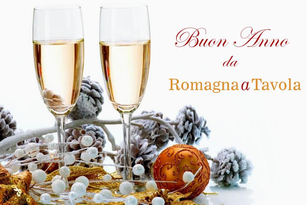 Gli auguri di Buon Anno da Romagna a Tavola