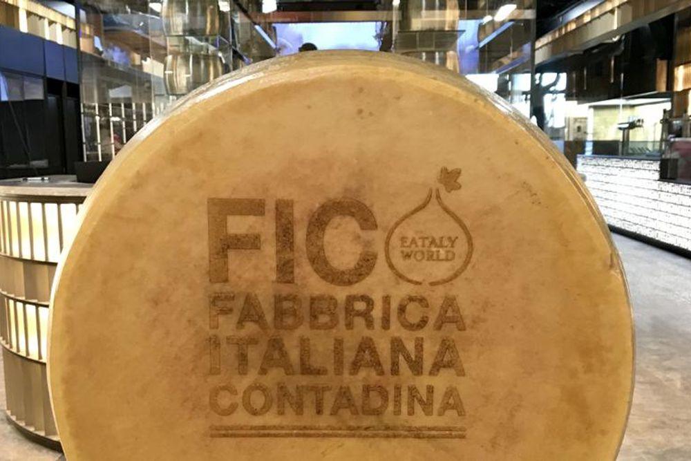 Grana Padano   Fico - Bologna