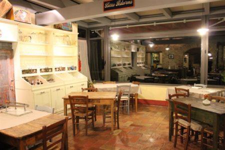 Sala Ristorante - Osteria di Montecodruzzo