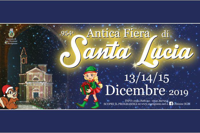 Antica Fiera di Santa Lucia - San Giovanni in Marignano