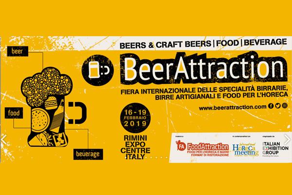 Beer Attraction 2019 - Rimini Fiera