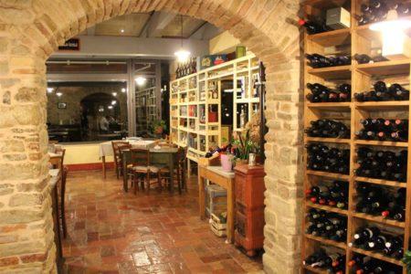 Cantina- Osteria di Montecodruzzo