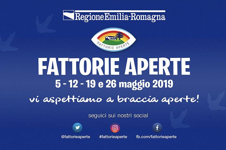 Fattorie Aperte 2019 in Emilia Romagna
