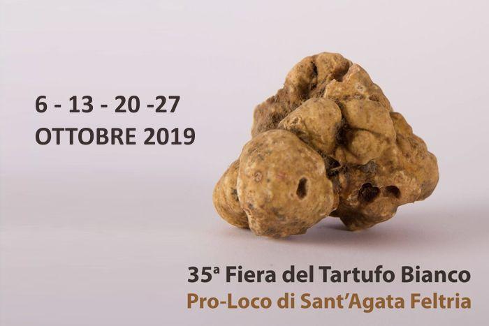Fiera del Tartufo Bianco pregiato - Sant'Agata Feltria
