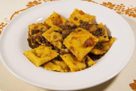 I Ravioli - Osteria La Sangiovesa - Santarcangelo