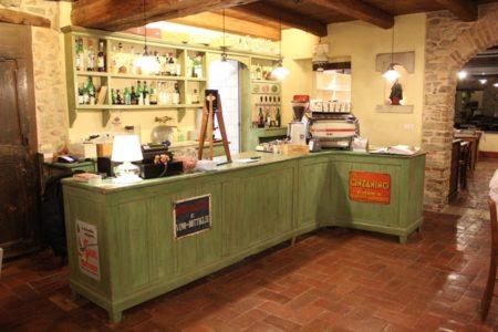 Ingresso - Osteria di Montecodruzzo