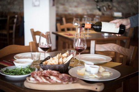 Interno - Osteria Enoteca Cà de Bè - Bertinoro