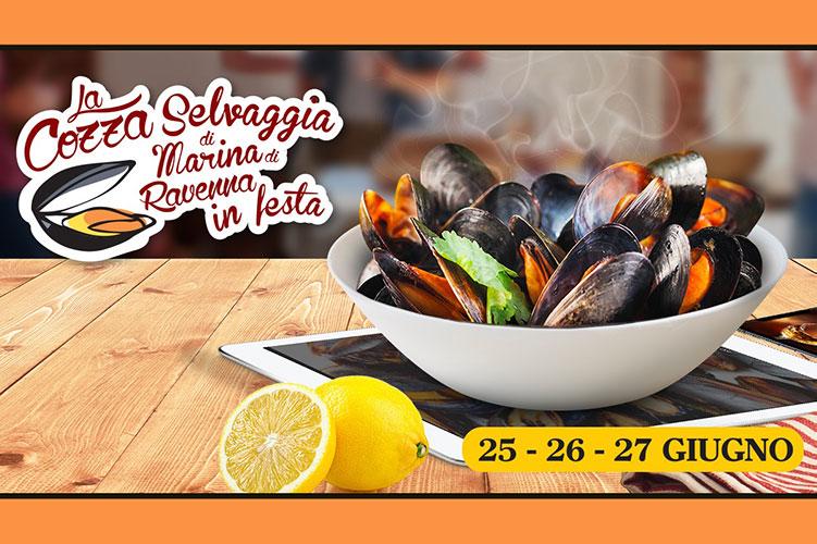 La Cozza selvaggia di Marina di Ravenna in Festa 2021