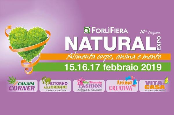 Natural Expo 2019 - Forlì Fiera