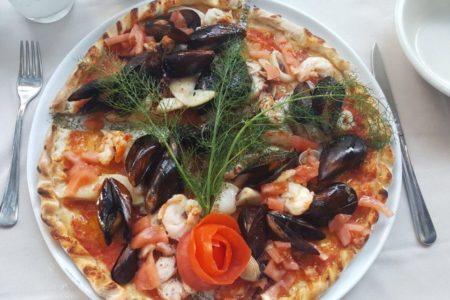 Pizza - Ristorante Felix - Milano Marittima
