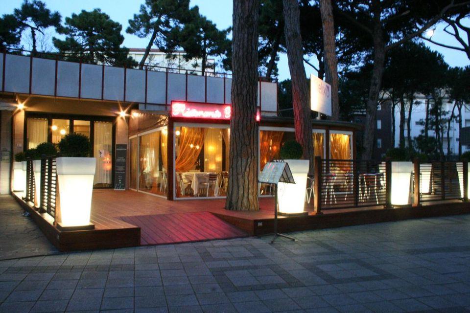 Felix ristorante pizzeria di milano marittima romagna a tavola - Bagno marino archi pizzeria ...