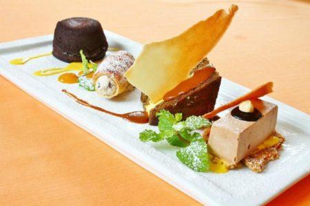 Poker di Dessert - Ristorante Convivio - Forli