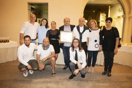 Ristorante Anna Forlimpopoli Premiazione 50 anni