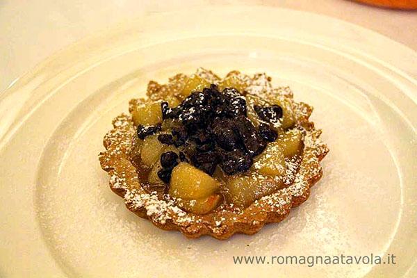 Osteria michiletta cesena centro storico consigliato da romagna a tavola - Bagna cauda vegana ...