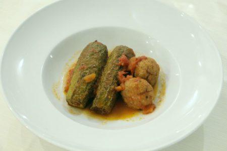 Zucchine ripiene - Ristorante Anna - Forlimpopoli