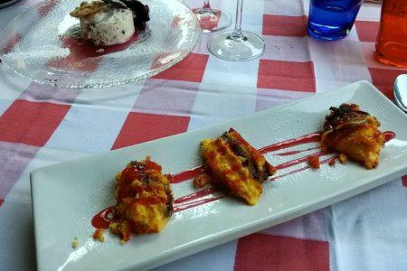 Zuppa Inglese - Trattoria Petito - Forli