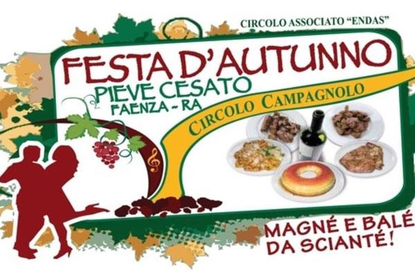 Festa d'Autunno a Pieve Cesato Ravenna