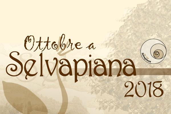 Ottobre a Selvapiana