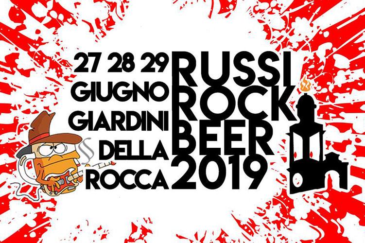 Russi Rock Beer 2019 - Giardini della Rocca