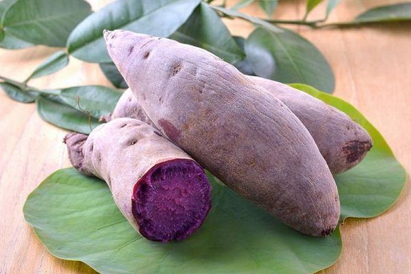 Ube - Patata Viola