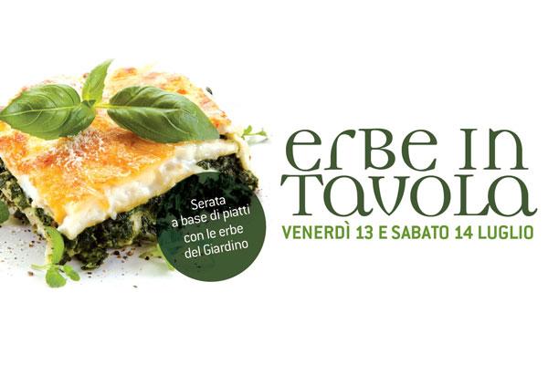 Erbe in Tavola - Casola Valsenio