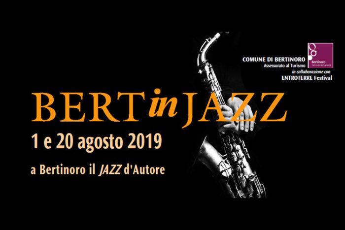 Bertinjazz 2019 a Bertinoro